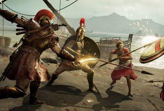 Assassin's Creed: Odyssey zdarma, recenze Doom Eternal, Techland se přestěhoval