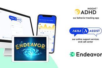 EndeavorRX pomáhá hyperaktivním dětem. Jde o první hru schválenou na lékařský předpis