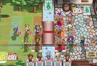 Karetní hra Pixel Tactics vymění stůl za monitor