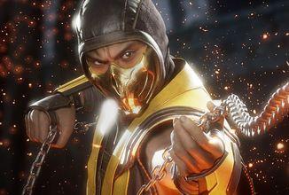 Mortal Kombat 11 se vám zaryje do kostí