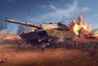 Moderní tanky vstupují do bezplatného World of Tanks na konzolích