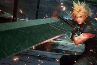 Final Fantasy VII Remake nabídne volitelné tahové bitvy pro fanoušky originálu