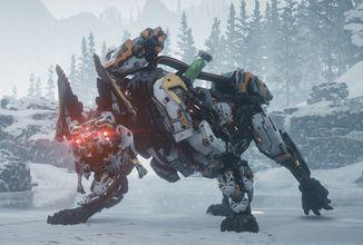 Mrazivá tundra prověří vaše schopnosti v rozšíření pro Horizon Zero Dawn: The Frozen Wilds