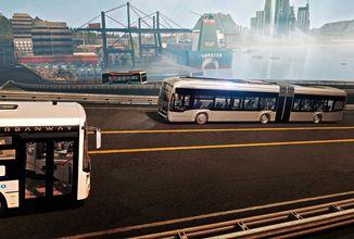 Bus Simulator 21 se chlubí největším vozovým parkem v historii série