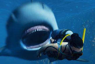 V netradičním RPG titulu Maneater se stanete nenasytným žralokem