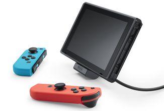 Díky novému stojánku pro Switch bude cestování hned pohodlnější