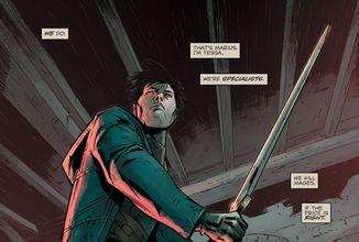 Dark Horse bude vydávat sbírku prvních pěti komiksových sérií Dragon Age