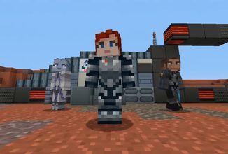 Mass Effect v Minecraftu?