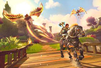 85 minut z hraní Immortals: Fenyx Rising prezentuje podstatnou část hry