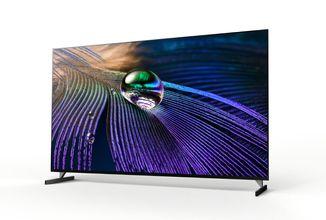 Sony představuje televize nové generace pro hráče