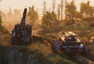 Ve veřejné betě strategie Iron Harvest si vyzkoušíte singleplayer i multiplayer