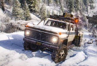 SnowRunner si pro hráče chystá záchranu vraku bombardéru z druhé světové války