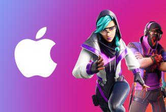 Apple ve sporu s Epic Games nebude dělat žádné výjimky