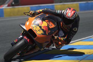 Trailer připomíná vydání MotoGP 20