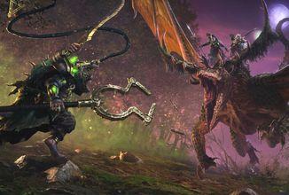 Zmutované krysy versus Soumračné sestry v Total War: Warhammer 2