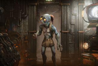 Oddworld: Soulstorm v novém traileru potvrzuje vydání na jaře