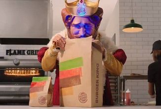 Burger King nelákal na další prezentaci PS5
