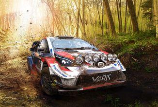 WRC 9 - Turbo recenze