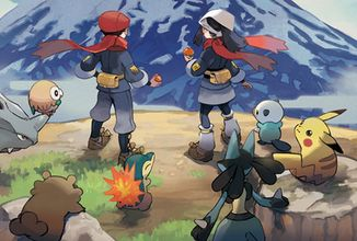Detailněji o Pokémon Legends: Arceus a další novinky z Pokémon Presents