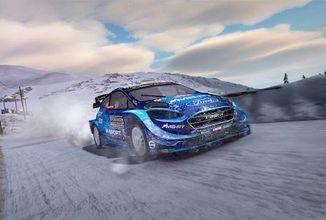 Nové WRC 9 se předvádí ve vší své kráse v prvních gameplay záběrech