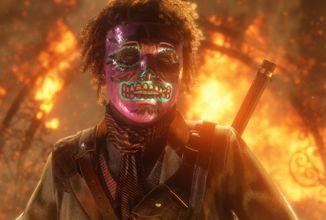 Red Dead Online na Halloween připravil strašidelné masky a legendární bounty