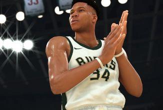 NBA 2K20 přináší do série kolo štěstí