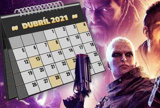 Kalendář hráče: Nejzajímavější hry dubna