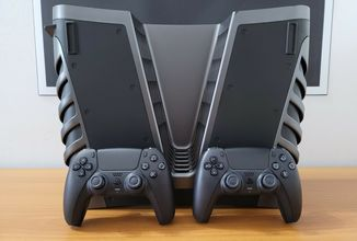 Dev kit PS5, seriál The Last of Us, remake Dead Space