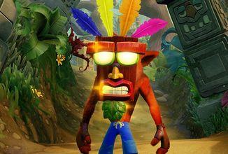 Crash Bandicoot N. Sane Trilogy vyjde o chviličku dřív