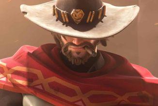 Kovboj z Overwatch má nové jméno – Cole Cassidy