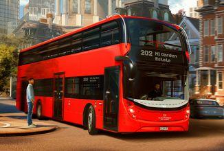 Bus Simulator 21 přinese komplexní zážitek a dvě rozdílné mapy