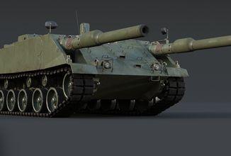 War Thunder spouští operaci Loděnice s unikátním tankem s dvojicí děl