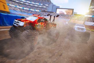 Byl oznámen propracovaný simulátor monster trucků