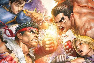 Tekken X Street Fighter se nakonec nekoná