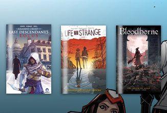 Třicet osm videoherních knih a komiksů za 12,79 euro? To je nový Humble Book Bundle