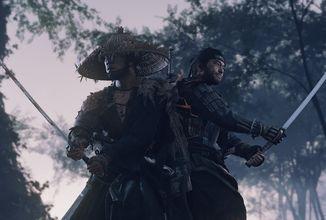 Fanoušci se bojí odkladu další PS4 exkluzivity. Vyjde Ghost of Tsushima v červnu?