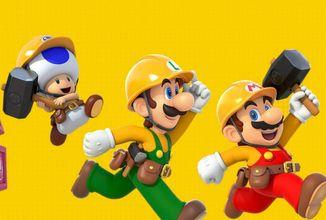 Super Mario Maker 2 přinese na Switch hromadu nových věcí