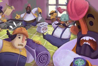 Tools Up! vás provětrá přes nespočet bytových renovací a hromadu kooperativní zábavy!