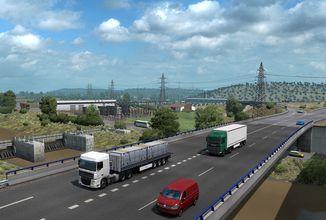 Euro Truck Simulator 2 a American Truck Simulator čeká vzrušující rok plný novinek