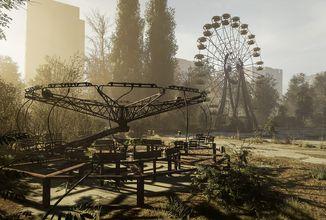 Chernobylite na konzolích až koncem září