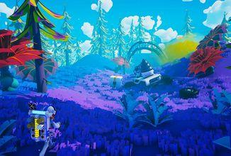 Astroneer přichází spolu s novým updatem na PS4