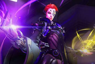 Nová support hrdinka Moira oživí hru svými kontroverzními technologiemi