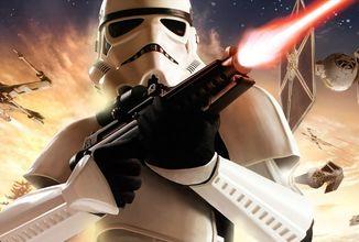 Star Wars Day přináší oficiální multiplayer do původního Battlefrontu a slevy na hry