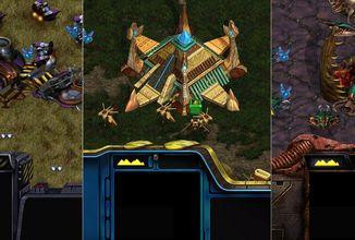 Starý StarCraft v novém kabátku