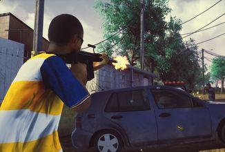 Slumy brazilských měst a styl GTA v akční adventuře 171