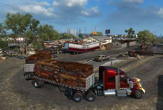 Oznámena nová rozšíření map pro Euro Truck Simulator 2 a American Truck Simulator