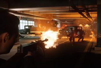 Akcí nabušený trailer pro remake Mafie