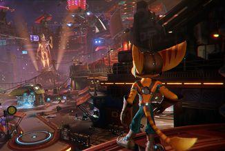 Ratchet & Clank Rift Apart nás vezme na nové i staré planety