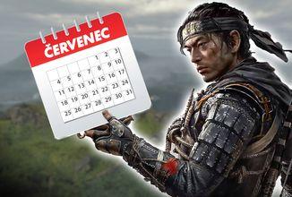 Kalendář hráče: Nejzajímavější hry července