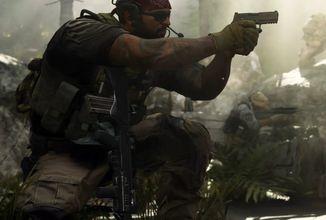 Call of Duty: Modern Warfare před betou ukazuje RTX